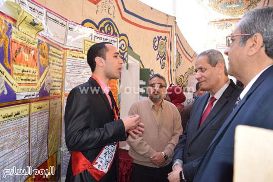 الدكتور الهلالى الشربينى الهلالى، وزير التربية والتعليم (23)