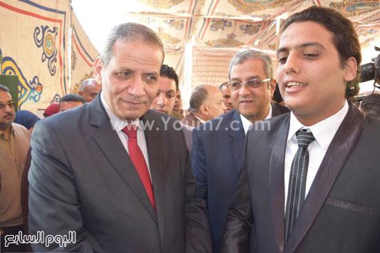 الدكتور الهلالى الشربينى الهلالى، وزير التربية والتعليم (24)
