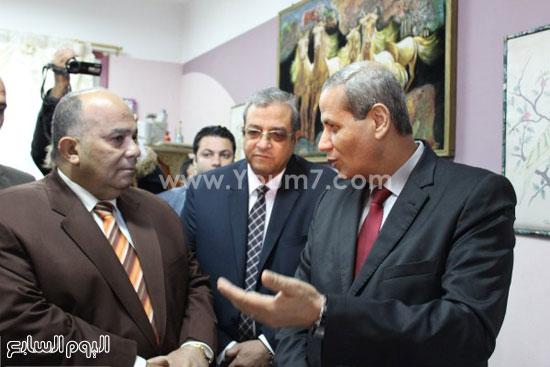 الدكتور الهلالى الشربينى الهلالى، وزير التربية والتعليم (29)