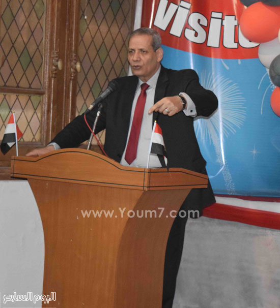 الدكتور الهلالى الشربينى الهلالى، وزير التربية والتعليم (34)