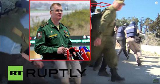 -المتحدث-العسكرى-الروسى-ينقذ-الصحفيين-الأجانب-من-قصف-تركى-بسوريا-(3)