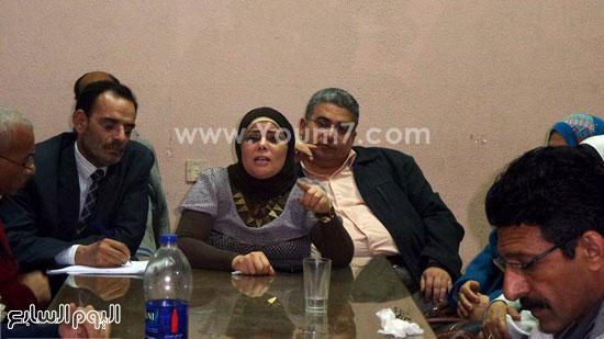 موظفو الحكومة أثناء اجتماعهم (2)