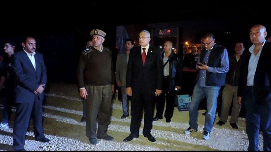 اللواء نبيل عبد الفتاح مساعد  وزير الداخلية مدير أمن الغربية (1)