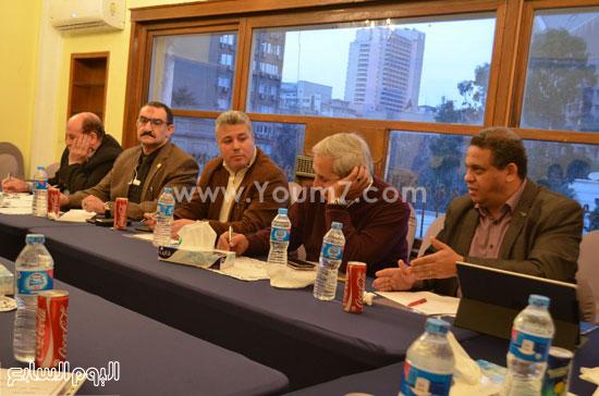 اجتماع ائتلاف دعم مصر (3)