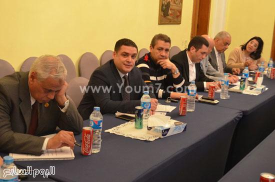 اجتماع ائتلاف دعم مصر (4)