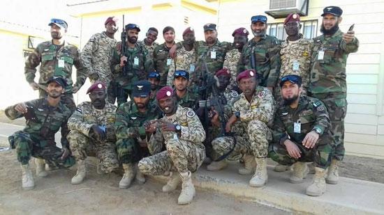 قوات الجيش السودانى  (1)