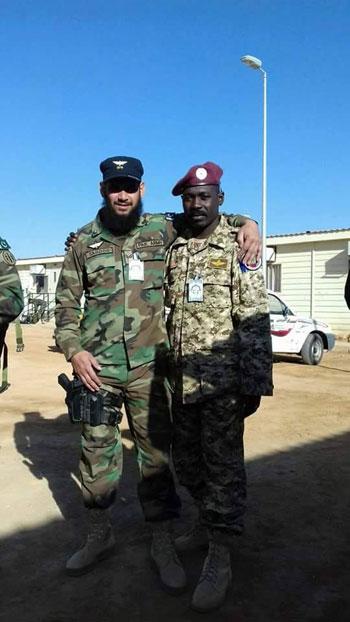قوات الجيش السودانى  (4)
