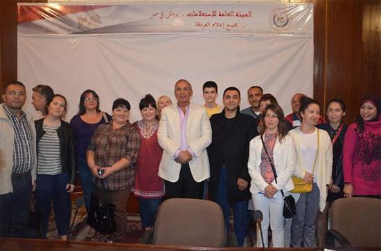 أحمد عبد الله، محافظ البحر الأحمر ، الغردقة (2)