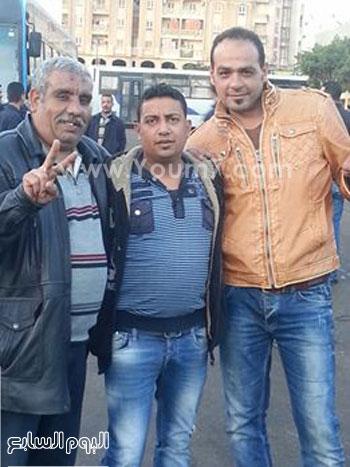 اضرب سائقى النقل العام بالإسكندرية (2)
