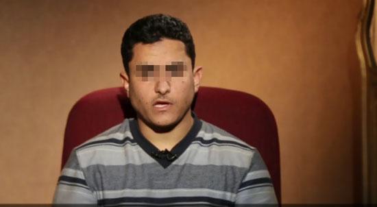 المتهمين فى حادث استشهاد هشام بركات (1)