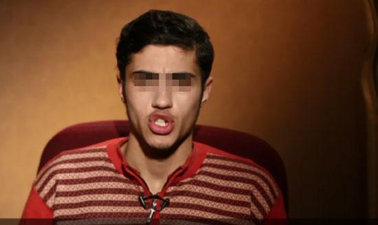 المتهمين فى حادث استشهاد هشام بركات (2)
