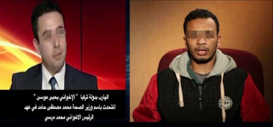 المتهمين فى حادث استشهاد هشام بركات (3)