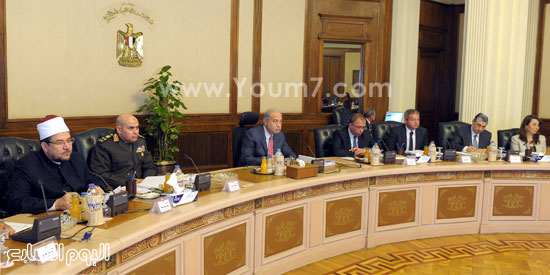 اجتماع مجلس الوزراء (24)