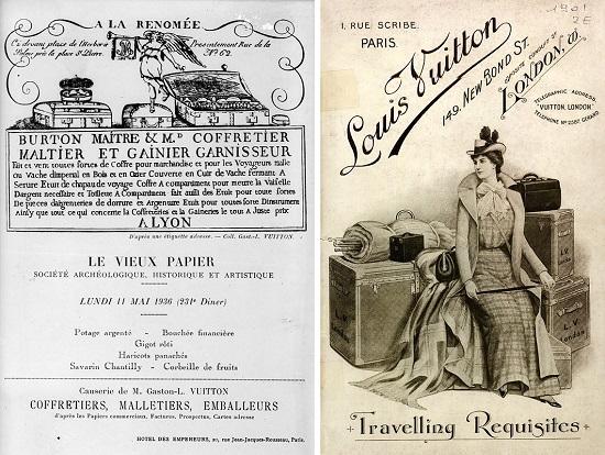"""فى 10 صور .. تاريخ """"لويس فيتون"""" من القرن الثامن عشر لأغلى حقائب العالم - اليوم السابع"""
