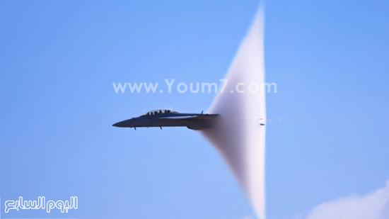 طائرة حربية أسرع من الصوت  -اليوم السابع -4 -2015