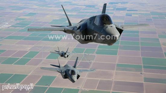 صورة رائعة لمجموعة من الطائرات العسكرية  -اليوم السابع -4 -2015