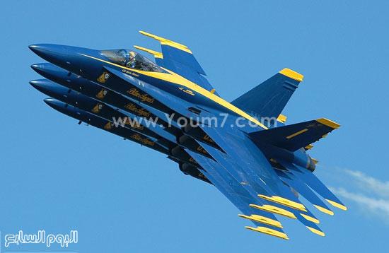صورة رائعة لمجموعة من الطائرات  -اليوم السابع -4 -2015