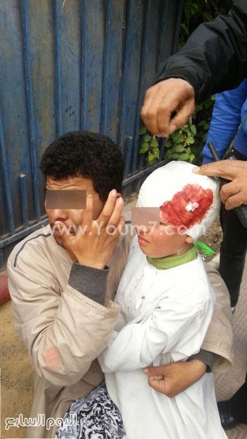 المتهم والطفلة -اليوم السابع -4 -2015