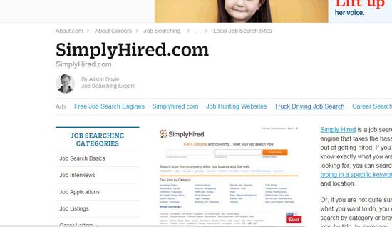 كل ما عليكم هو الدخول لموقع hunter.io وتسجيل حساب جديد والبحث عن اية شركة  ترغبون في العمل بها وارسال سيركم الذاتية الي موظفيها.