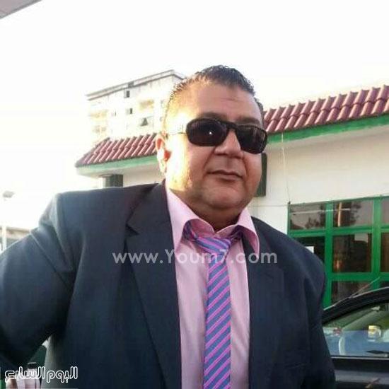 الدكتور أيمن نبيل المدير الإقليمى لبنك نقل الدم بكفر الشيخ -اليوم السابع -4 -2015