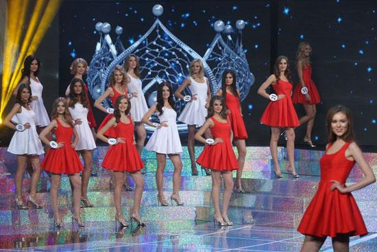 عرض ملكة جمال روسيا 2015 -اليوم السابع -4 -2015