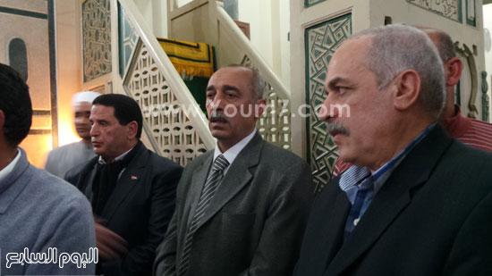 محافظ كفر الشيخ ومدير الأمن -اليوم السابع -4 -2015