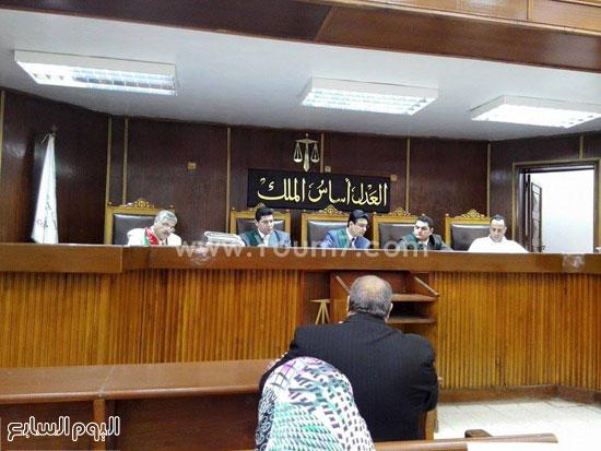 القضاء الاداري بدمياط -اليوم السابع -4 -2015