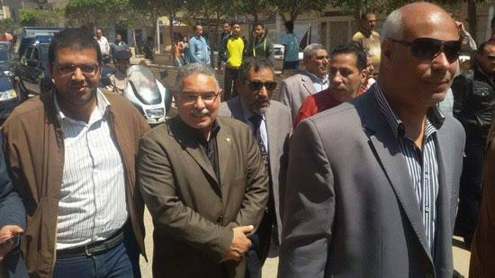 مدير إدارة غرب كفر الشيخ التعليمية -اليوم السابع -4 -2015