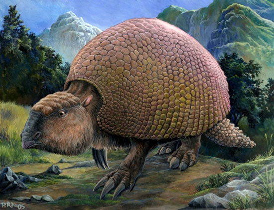 بالصور الديناصورات ليست الحيوانات العملاقة الوحيدة المنقرضة اعرف