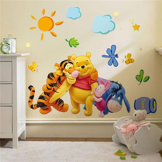 - Wandmotive babyzimmer ...