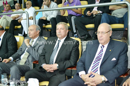 المحافظ يشهد المباراة الختامية -اليوم السابع -4 -2015