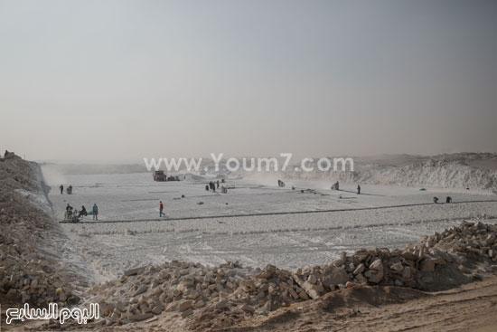 محجر المنيا. -اليوم السابع -4 -2015