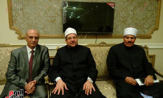 فعاليات مسابقة القرآن الكريم بحضور وزير الأوقاف فى شرم الشيخ (1)
