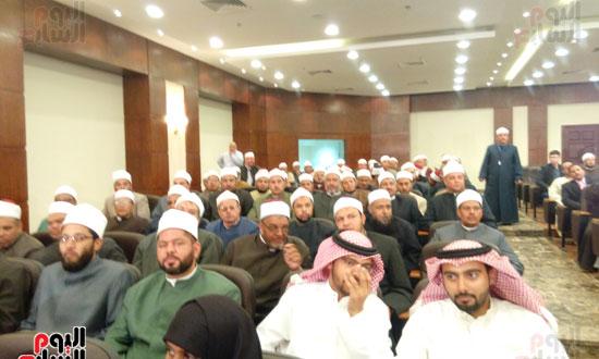فعاليات مسابقة القرآن الكريم بحضور وزير الأوقاف فى شرم الشيخ (4)