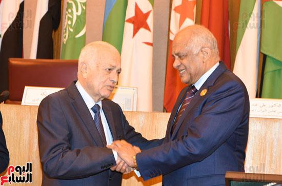 على عبد العال رئيس مجلس النواب  الجامعة العربية الاتحاد البرلمانى تهديد الامن القومى (1)