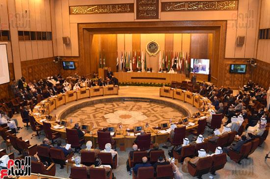 على عبد العال رئيس مجلس النواب  الجامعة العربية الاتحاد البرلمانى تهديد الامن القومى (6)