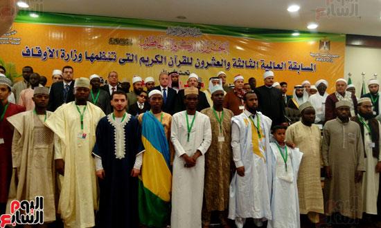 وزير الأوقاف-رحلات ترفيهية-مسابقة القرآن الكريم  (2)