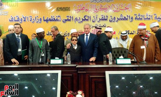 وزير الأوقاف-رحلات ترفيهية-مسابقة القرآن الكريم  (3)