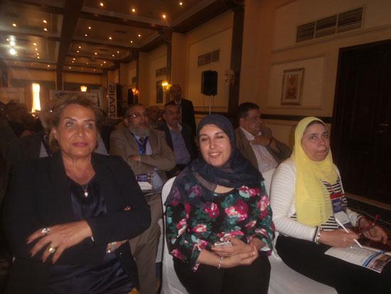 المؤتمر السنوى للجمعية المصرية لأمراض الكبد (3)