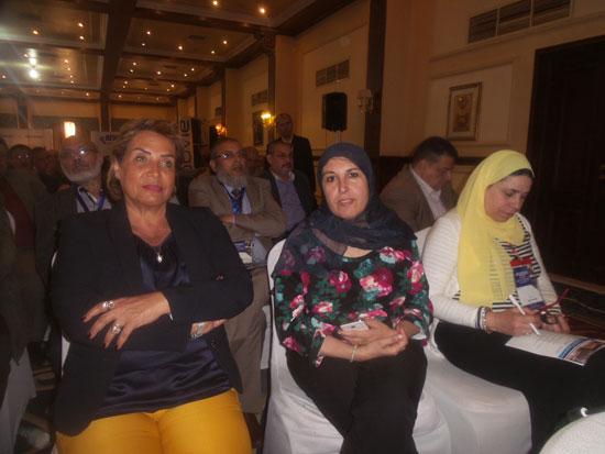 المؤتمر السنوى للجمعية المصرية لأمراض الكبد (4)