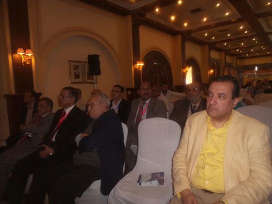 المؤتمر السنوى للجمعية المصرية لأمراض الكبد (6)