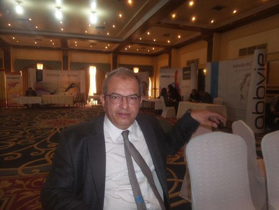 المؤتمر السنوى للجمعية المصرية لأمراض الكبد (8)