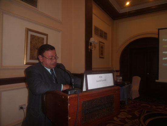 المؤتمر السنوى للجمعية المصرية لأمراض الكبد (9)
