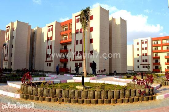 الإسكان تطرح 500 ألف وحدة سكنية لمحدودى الدخل 22 أبريل الجارى (3)