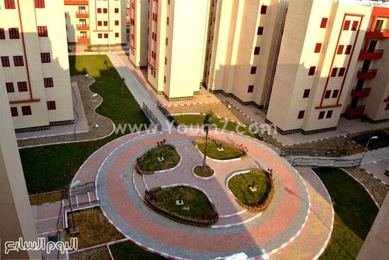 الإسكان تطرح 500 ألف وحدة سكنية لمحدودى الدخل 22 أبريل الجارى (4)