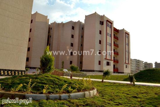 الإسكان تطرح 500 ألف وحدة سكنية لمحدودى الدخل 22 أبريل الجارى (5)