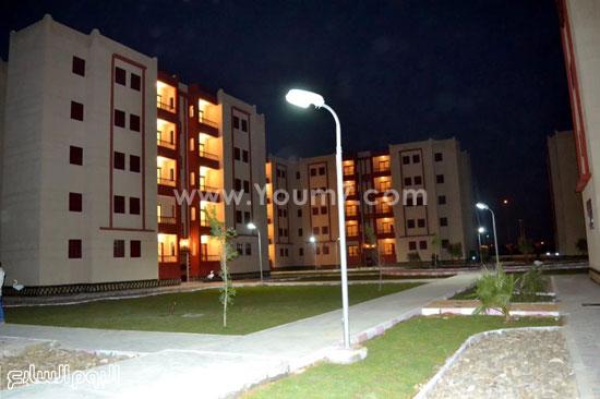 الإسكان تطرح 500 ألف وحدة سكنية لمحدودى الدخل 22 أبريل الجارى (7)