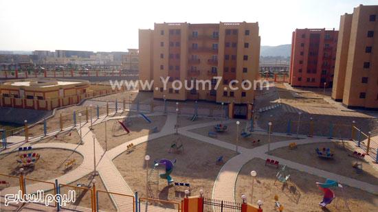 الإسكان تطرح 500 ألف وحدة سكنية لمحدودى الدخل 22 أبريل الجارى (8)