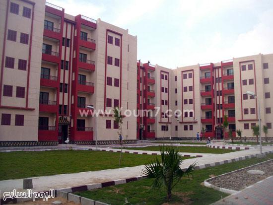 الإسكان تطرح 500 ألف وحدة سكنية لمحدودى الدخل 22 أبريل الجارى (9)
