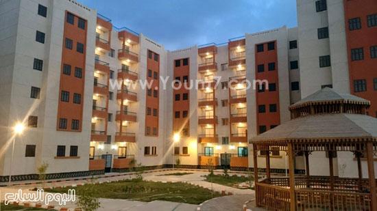 الإسكان تطرح 500 ألف وحدة سكنية لمحدودى الدخل 22 أبريل الجارى (11)